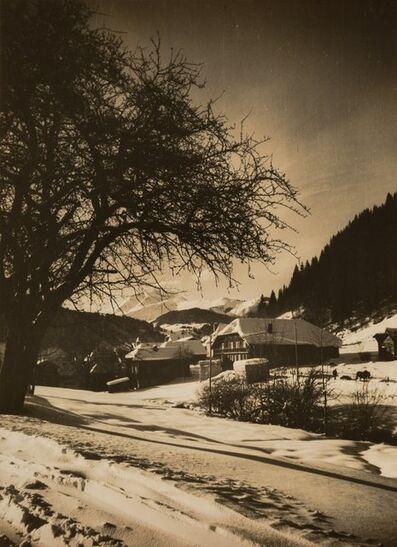 Charles Sheeler, 'Winter', 1932
