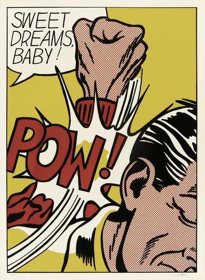 Roy Lichtenstein, 'Sweet Dreams Baby!, from 11 Pop Artists Portfolio, Vol. III (Corlett 39)', 1965
