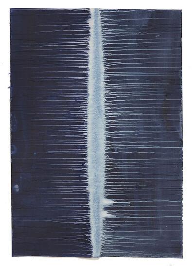 Meghann Riepenhoff, 'Ecotone #269 (Bainbridge Island, WA 01.11.18, Draped, Mist and Cloudburst)', 2018