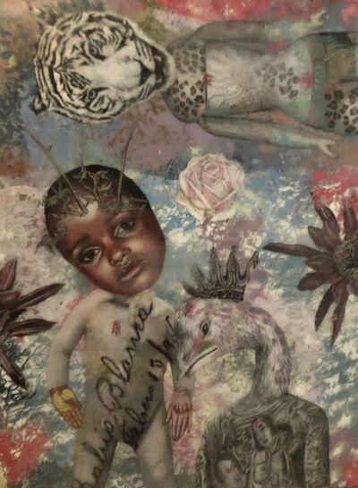 Lori Field, 'Little Babaji', 2014