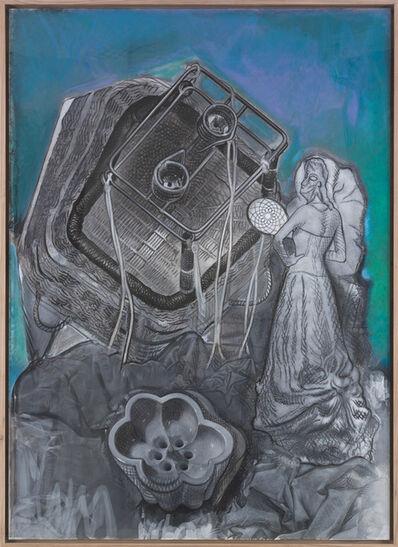 Pietro Roccasalva, 'Study from Just Married Machine II', 2014