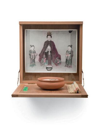 Cai Dongdong, '2010', godess