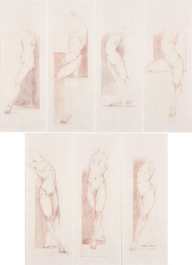 Gary Weisman, 'Figure Studies'