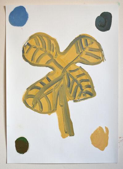 Ed Burkes, 'Yellow Clover ', 2018