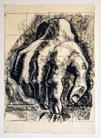 Luis Frangella, 'Untitled (Hand)', ca. 1984