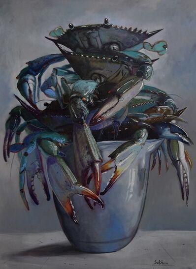 Billy Solitario, 'Crab Pot', 2019