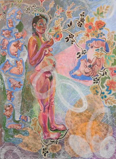 Jenny Toth, 'Pignent', 2007