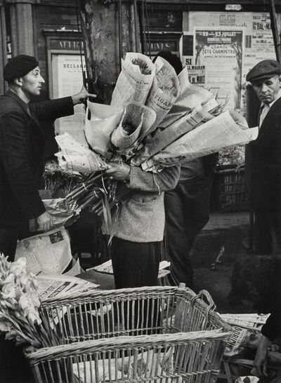 Thurston Hopkins, 'Paris', 1946-printed later