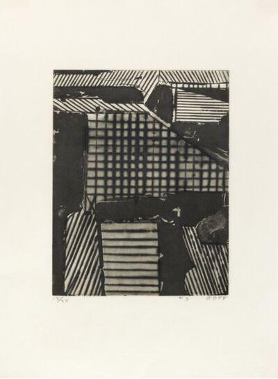Richard Diebenkorn, 'Five Aquatints with Drypoint #3', 1978