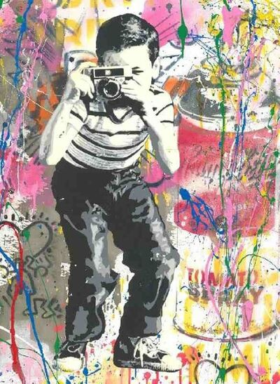 Mr. Brainwash, 'Smile', 2020