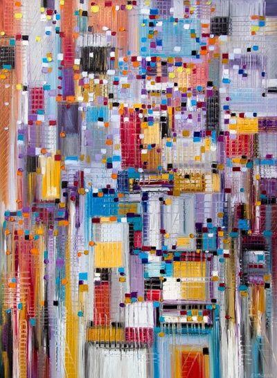 Ekaterina Ermilkina, 'Color Perception', 2018