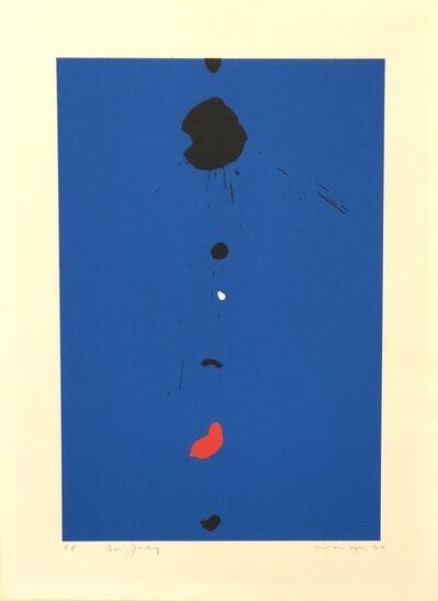 Emerson Woelffer, 'Untitled', 1976