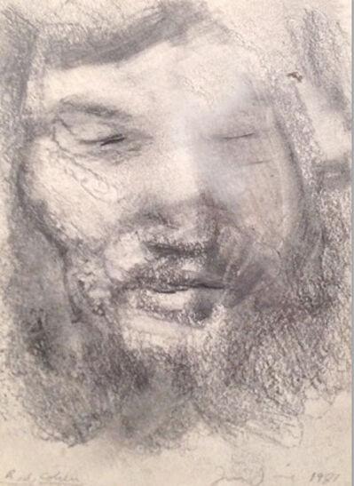 Jim Dine, 'Study of a Head', 1981