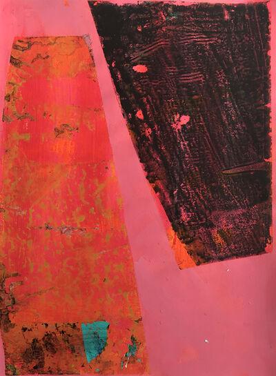 Jeffrey Kurland, 'Pink Okay', 2018