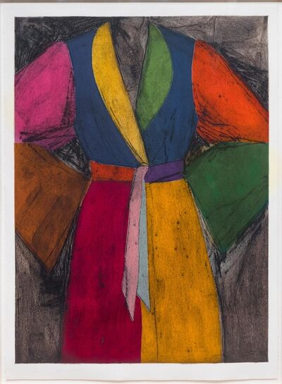 Jim Dine, 'Very Picante (Robe)', 1995