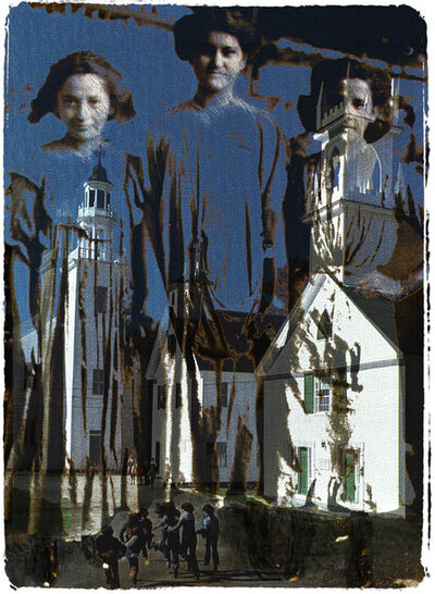 Dorothy Simpson Krause, 'Women of the Mills', 1993