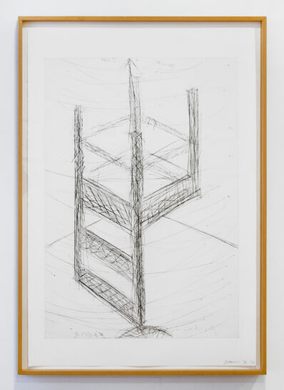 Bruce Nauman, 'Suspended Chair', 1985