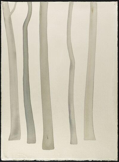 Mats Gustafson, 'Trees 5', 2004