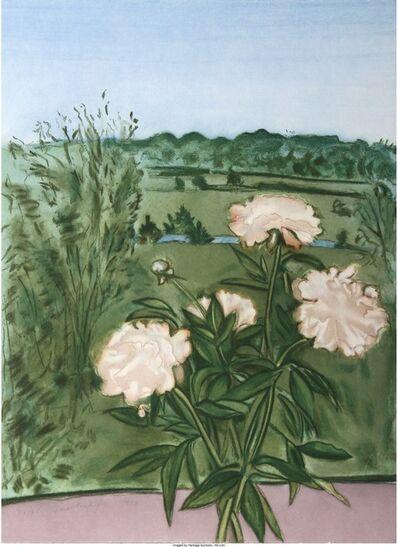 Jane Freilicher, 'Peonies (Color)', 1990