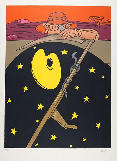 Valerio Adami, 'Still Life', 1983