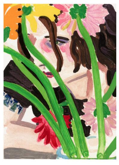 Elizabeth Peyton, 'Flower Ben', 2003