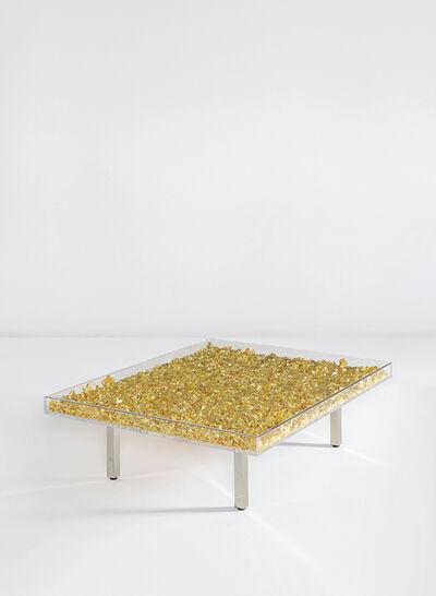 Yves Klein, 'Table Monogold TM', Designed in 1961