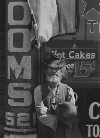 Ansel Adams, 'At Merced, CA', 1936