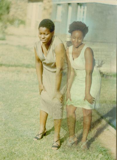 Lebohang Kganye, 'Ngwana o tshwana le dinaledi II', 2013