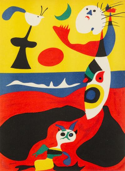 Joan Miró, 'L'ete', 1938