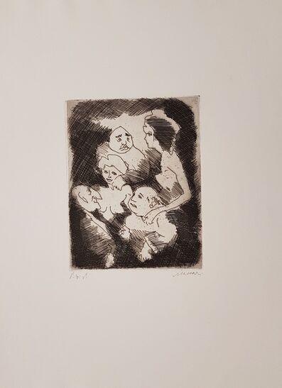 Mino Maccari, 'Senza titolo', 1960s
