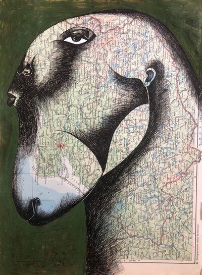 Soad Abdel Rassoul, 'Untitled Untitled ', 2019