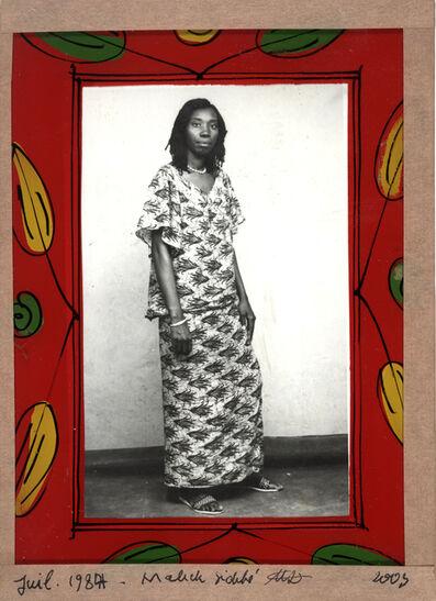 Malick Sidibé, 'Juil. (July)', 1984