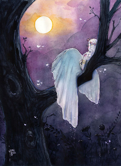 June Leeloo, ''Un soir d'été'', 2018