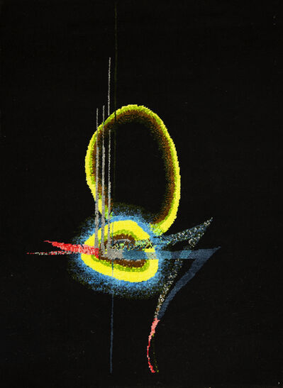 Renk Erbil, 'Raw Yellow', 2019
