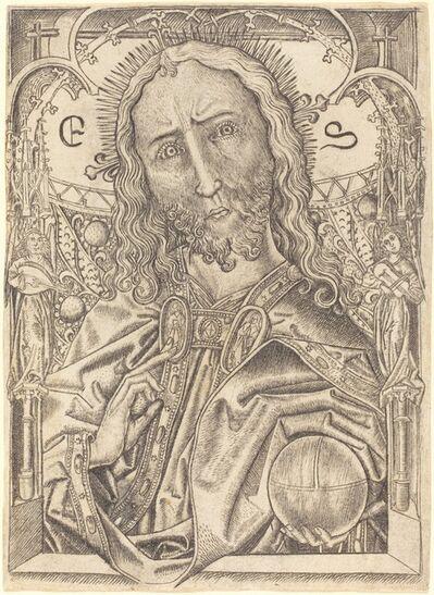 Master E.S., 'Christ as Saviour', ca. 1467