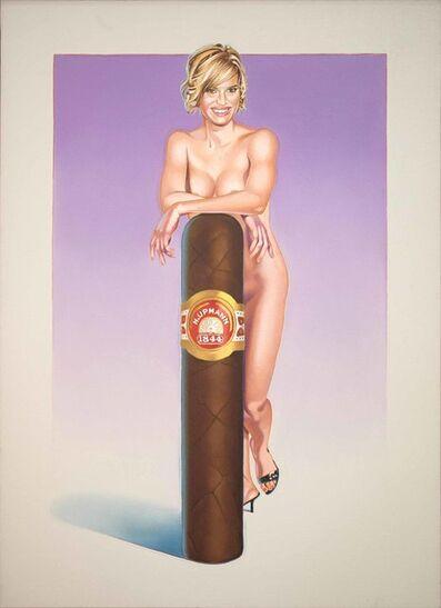 Mel Ramos, 'HUPMANN', 2007