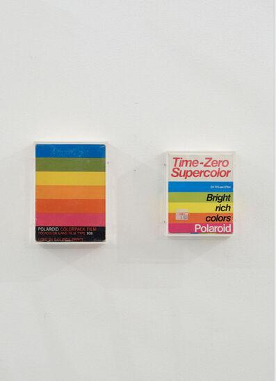 Elisabetta Benassi, 'Time Zero (Used Before 1973-1989)',  2014