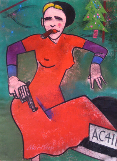 Richard Merkin, 'Bonnie Parker', 2000