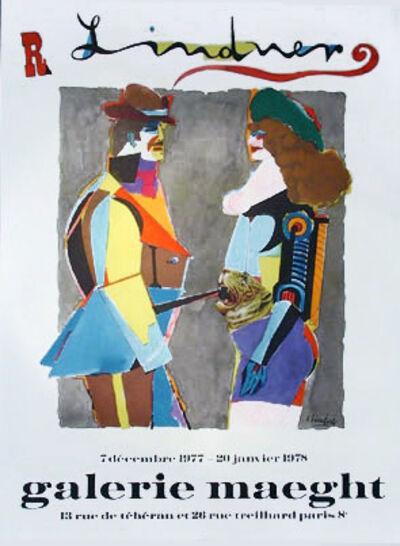 Richard Lindner, 'Galerie Maeght', 1978