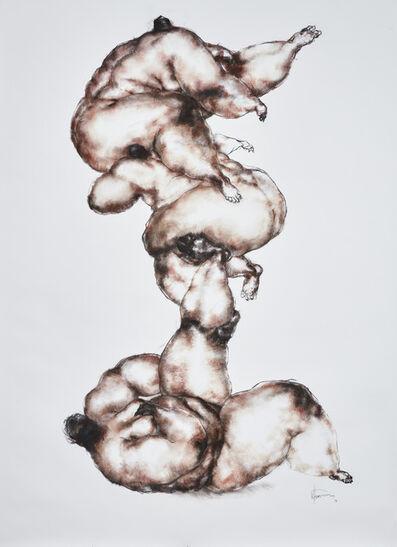 Uthman Wahaab, 'Distorted Balance II', 2018