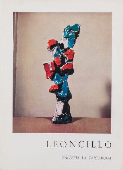 Leoncillo Leonardi, 'Leoncillo', 1957