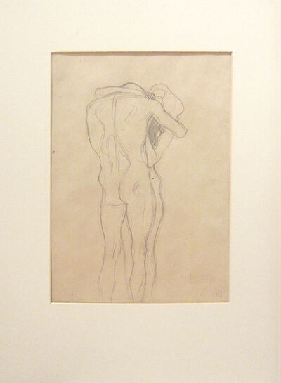 Gustav Klimt, 'Untitled I.V', 1985