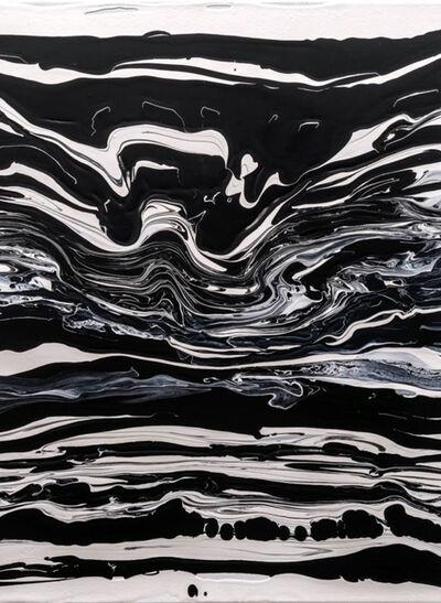 Berta Kolteniuk, 'Negro Liquido', 2019
