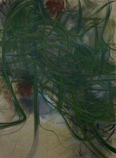 Nigel Cooke (b.1973), 'Pines', 2019