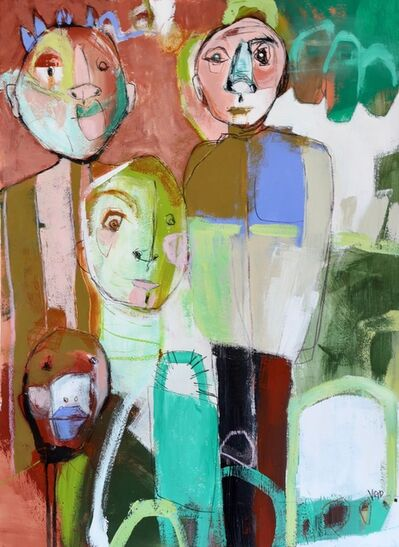 Vikki Drummond, 'ELECTRIC AVENUE', 2018