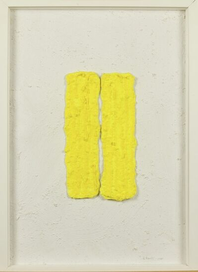 Pino Pinelli, 'Carte incollate ', 2010