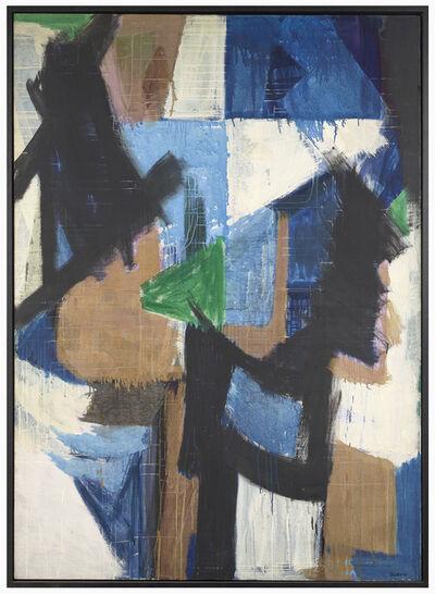 Judith Godwin, 'Divisions', 1955