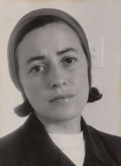 Alfred Stieglitz, 'Portrait of Dorothy Norman', circa 1930s