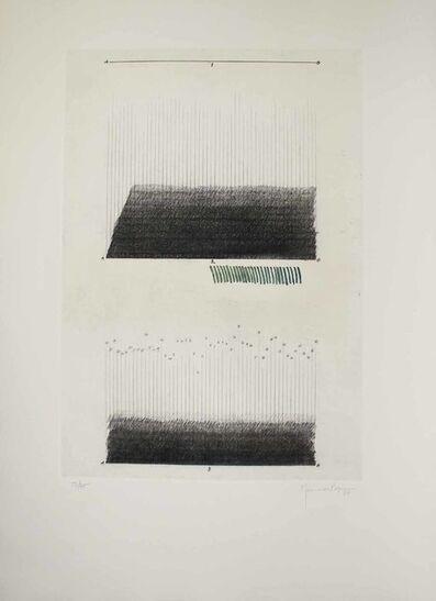 Joan Hernández Pijuan, 'Acotacions I', 1977