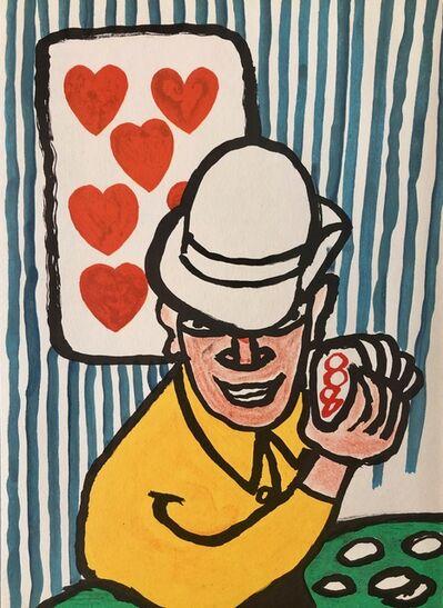 Alexander Calder, 'Joueurs De Cartes II', 1975